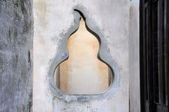 Chińska gurdy ściana Zdjęcia Royalty Free