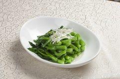 Chiński jedzenie - warzywa Obrazy Royalty Free