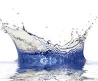 Chispas del agua Fotos de archivo libres de regalías