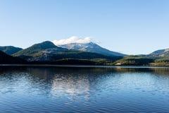 Chispas lago, Oregon Foto de archivo libre de regalías