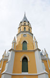 chistian висок церков тайский стоковые изображения rf