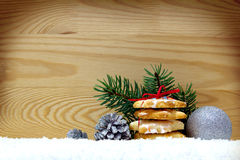 Chistmas backgound. Stock Images