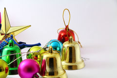 Chistmas bell Royalty Free Stock Photos