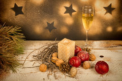 Chistmas decoration Royalty Free Stock Photo