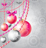 Chistmas decorations Royalty Free Stock Images