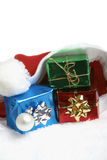 Chistmas gifts Stock Photography