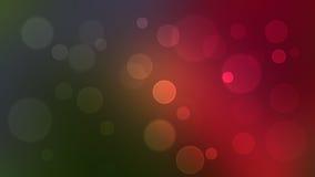 Chistmas ilumina o fundo abstrato do bokeh Imagem de Stock