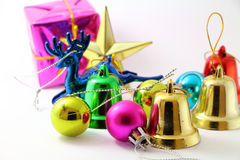 Chistmas toy Stock Images