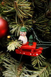 Chistmas tree decoration Royalty Free Stock Photo