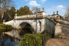 Chiswick garden Stock Photo