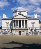 Chiswick house and gardens Royalty Free Stock Photo