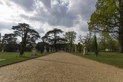 Chiswick ogródy zdjęcia royalty free