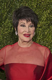 Chita Rivera Arrives em Tony Awards 2015 Foto de Stock