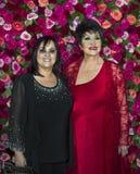 Chita Rivera em Tony Awards 2018 imagem de stock
