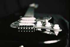 Chitarra Fotografia Stock Libera da Diritti