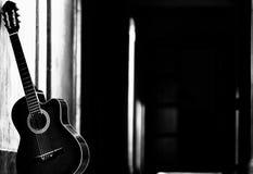 Chitarra Fotografia Stock