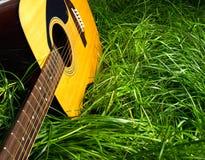chitarra Immagine Stock Libera da Diritti