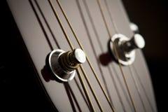 Chitarra acustica Immagini Stock