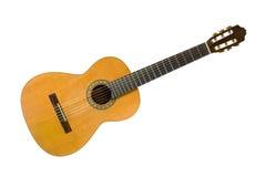 Chitarra acustica classica Immagini Stock