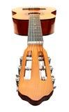 Chitarra acustica classica Fotografie Stock