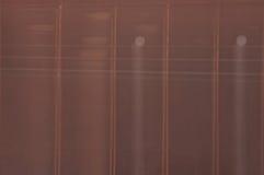 Chitarra acustica della sfuocatura Fotografia Stock