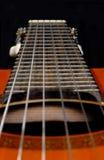 Chitarra classica Immagini Stock Libere da Diritti