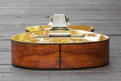 Chitarra classica Fotografia Stock