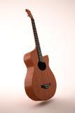 Chitarra di legno classica royalty illustrazione gratis