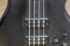 Chitarra di persico trota con molta polvere fotografie stock libere da diritti