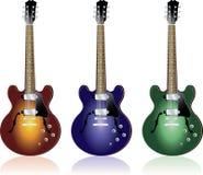 Chitarra elettrica royalty illustrazione gratis