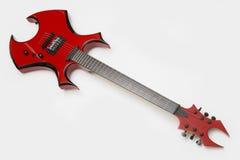 Chitarra elettrica Fotografie Stock