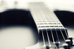 Chitarra elettrica Immagine Stock Libera da Diritti