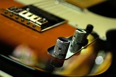 Chitarra elettrica Fotografia Stock Libera da Diritti
