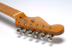 Chitarra sinistra Fotografia Stock