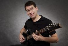 Chitarrista Immagine Stock Libera da Diritti