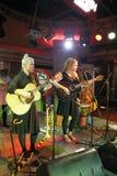 Chitarristi femminili Immagini Stock Libere da Diritti