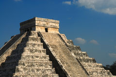 Chitchen Itza Royalty Free Stock Photography