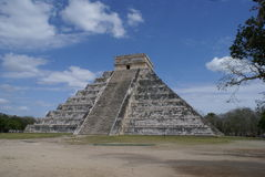 Chitchen Itza Royalty Free Stock Image