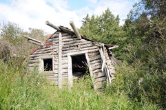Chitina Old Structure Stock Images