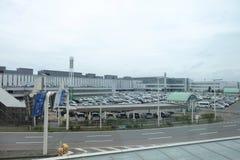 Chitose Airport novo no Hokkaido japão Imagem de Stock Royalty Free