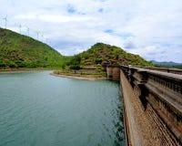 Chitradurga krajobraz Zdjęcia Royalty Free