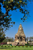 Chitragupta Temple, Khajuraho, India, UNESCO heritage site. Chitragupta Temple, Western Temples of Khajuraho, Madhya Pradesh, India. It is an UNESCO world Stock Photo