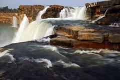 Chitrakoot falls in India Stock Photo
