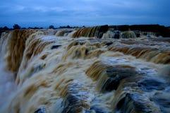 Chitrakoot vattenfall Royaltyfri Foto