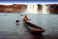 Chitrakoot Waterfalls Stock Photos