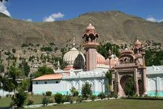 Chitral Moschee Stockfoto