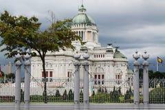 Chitralada-Palast in Bangkok Lizenzfreies Stockbild
