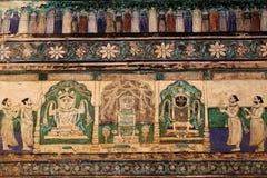 Chitrasala - Bundi - Rajasthan Stockbild
