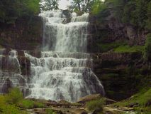 Chittenango Falls Royalty Free Stock Photo