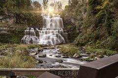 Chittenango Falls State Park royalty free stock images